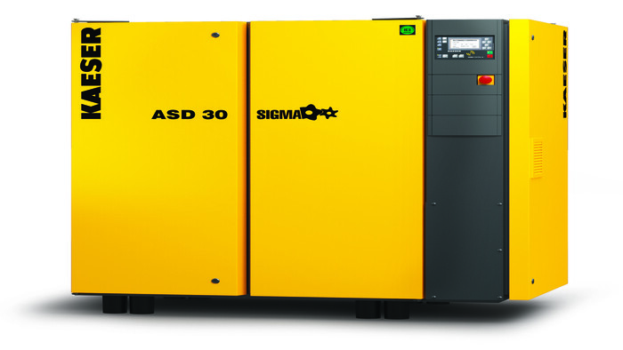ASD series rotary screw compressor