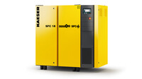SFC 18 rotary screw compressor with variable speed drive