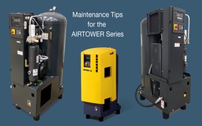 Maintenance for the AIRTOWER Series