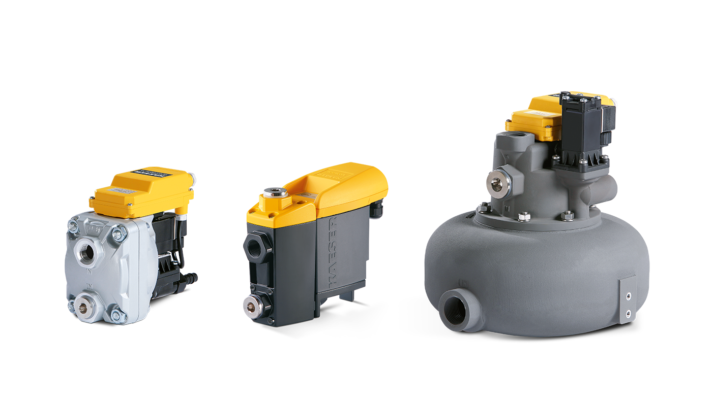Air Compressor Condensate Management Products Kaeser