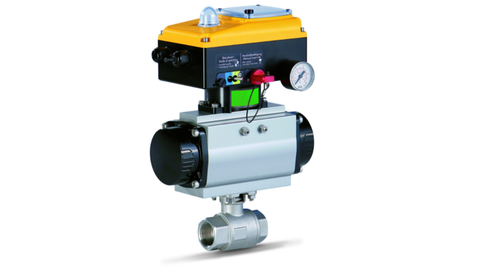 Kaeser expands AMCV series with DHS valve