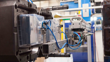 Pneumatically-supported production at Fürst GmbH