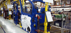 compressed air system improvements for automotive manufacturer