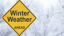 winter weather ahead